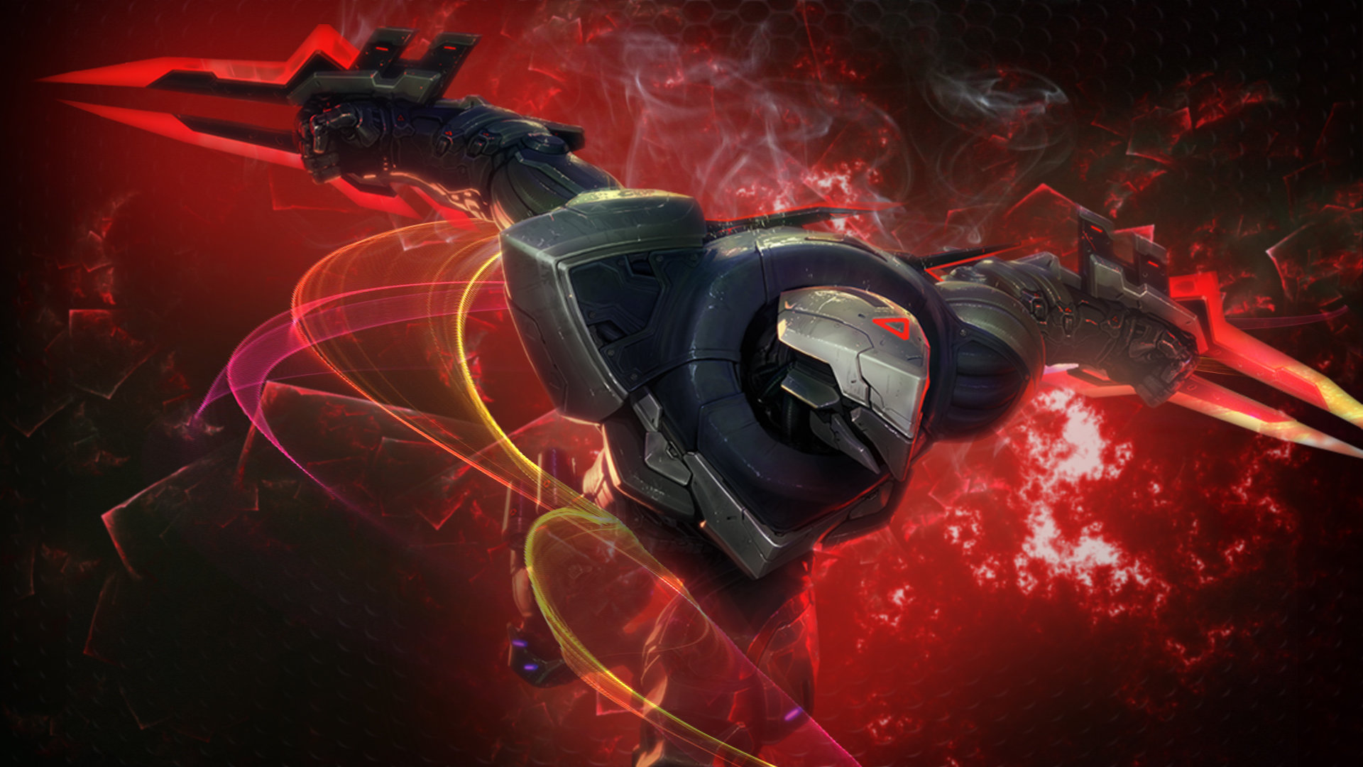 Free Zed League Of Legends High Quality Wallpaper Id