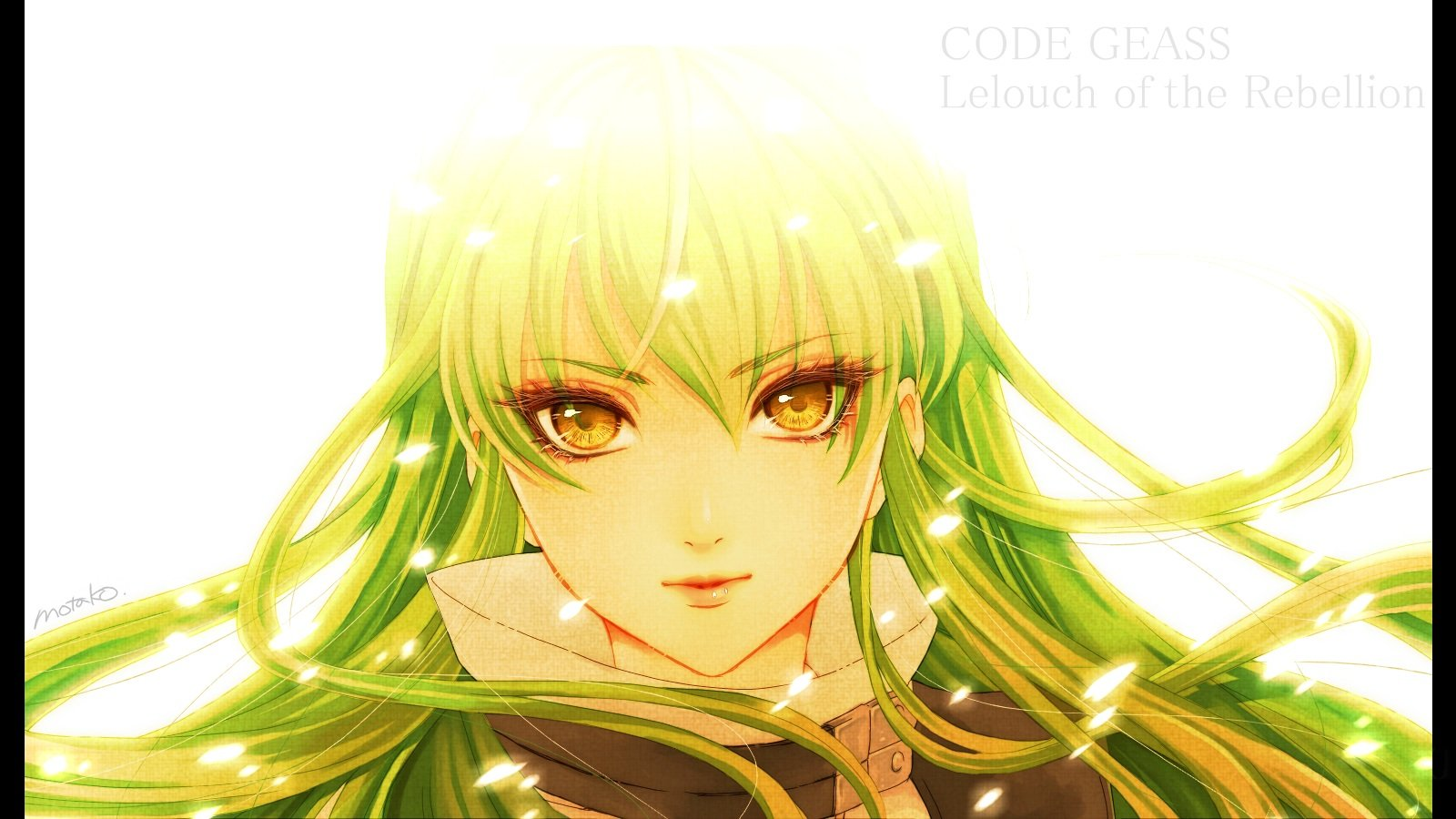 Download hd 1600x900 CC (Code Geass) desktop background ID:44767 for free