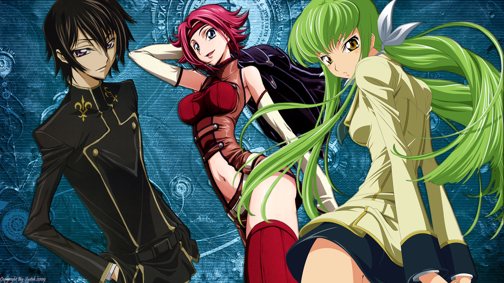 High resolution Code Geass full hd background ID:43951 for PC