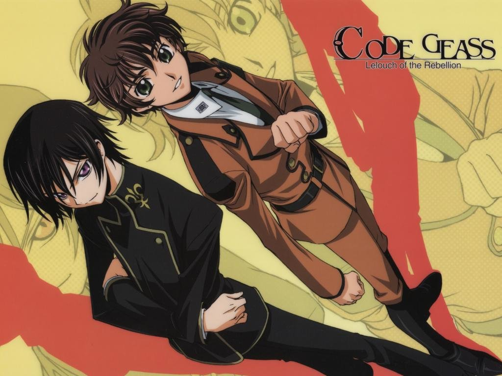 Download hd 1024x768 Code Geass PC background ID:44413 for free