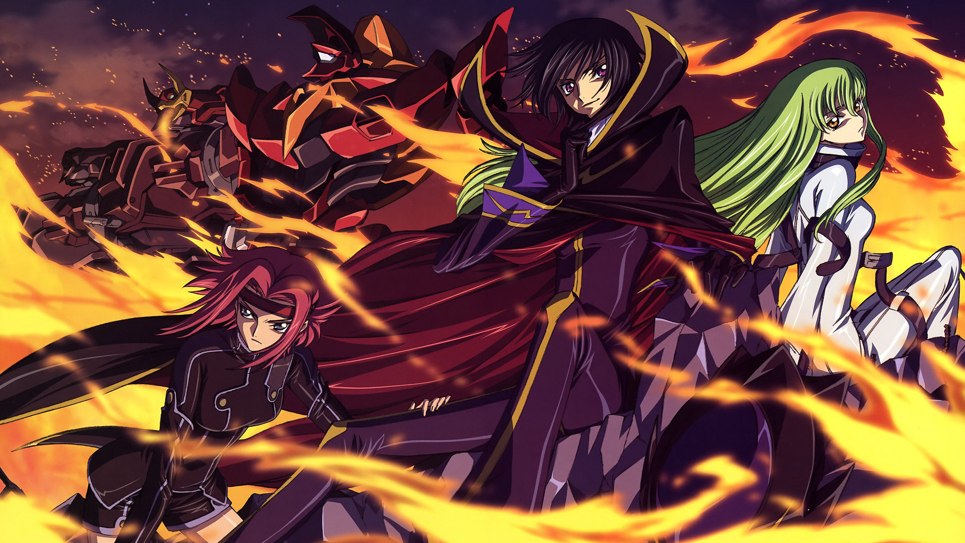 Best Code Geass background ID:43632 for High Resolution hd 1080p desktop