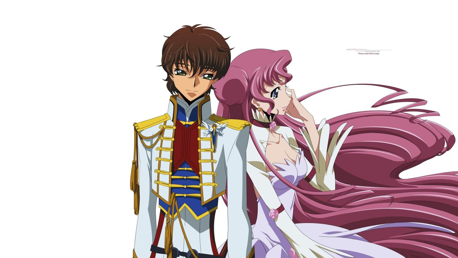 Best Code Geass background ID:44343 for High Resolution hd 1600x900 PC