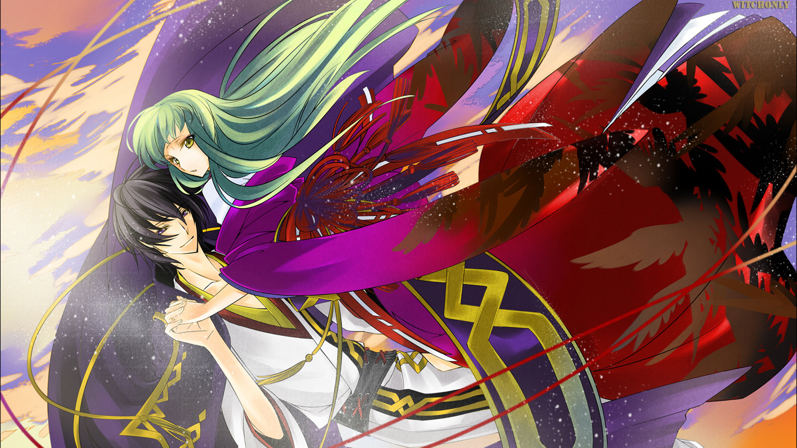 Best Code Geass background ID:44760 for High Resolution hd 1600x900 desktop