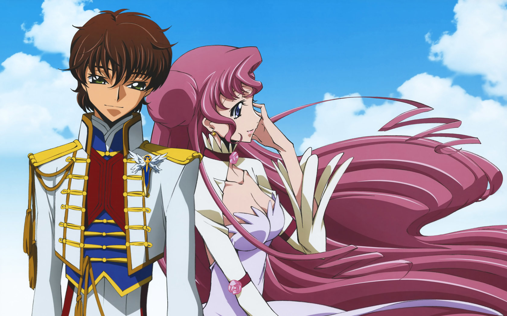 High resolution Code Geass hd 1680x1050 background ID:44705 for desktop