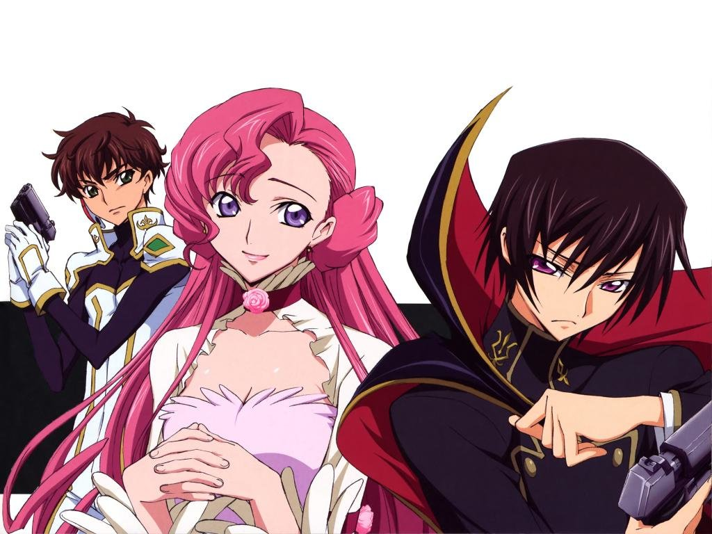 High resolution Code Geass hd 1024x768 wallpaper ID:44296 for PC