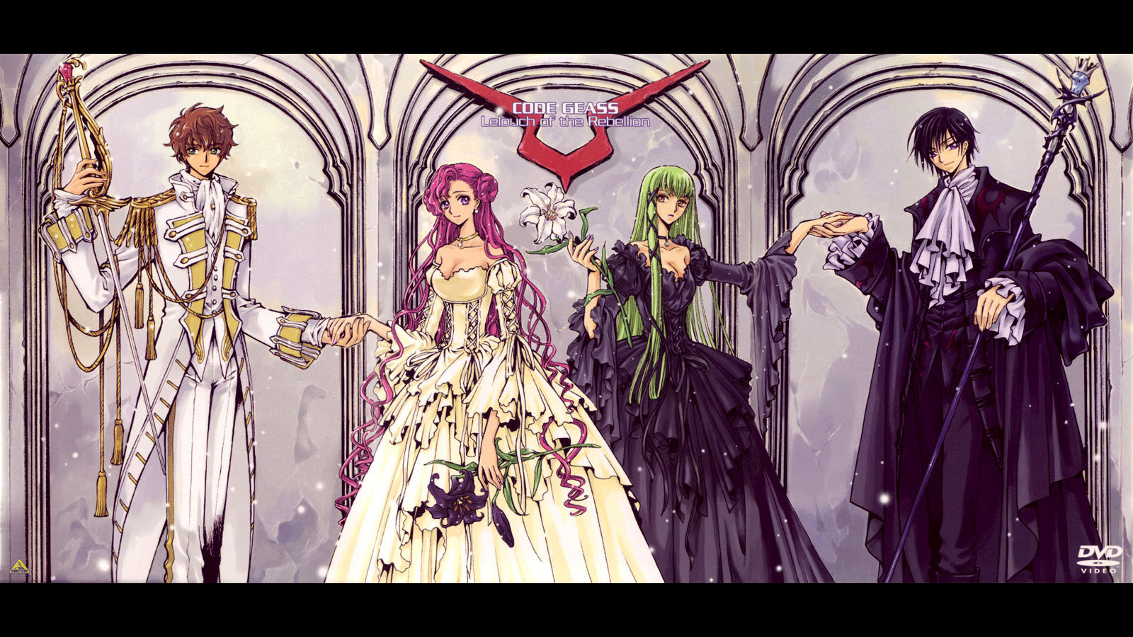 Awesome Code Geass free wallpaper ID:43961 for hd 1600x900 PC
