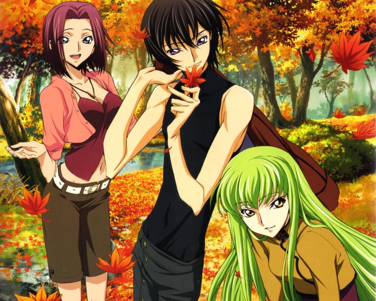 High resolution Code Geass hd 1280x1024 wallpaper ID:44271 for desktop
