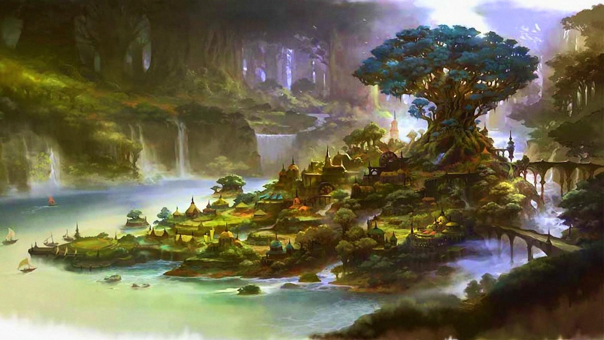 Download Hd 1080p Final Fantasy XIV FF14 Computer Wallpaper ID155883 For Free