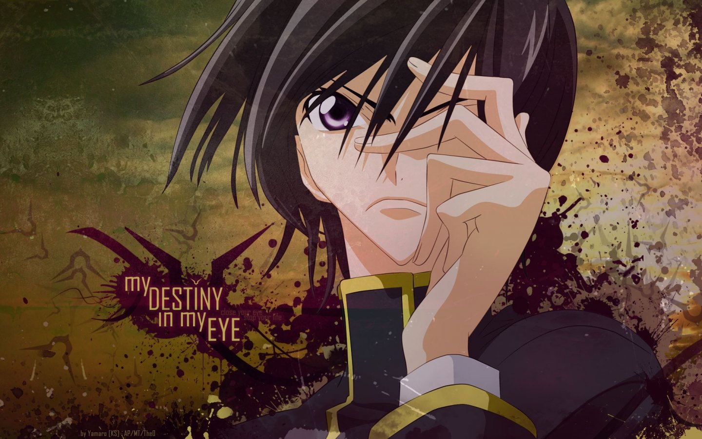 Awesome Lelouch Lamperouge free background ID:43683 for hd 1440x900 desktop