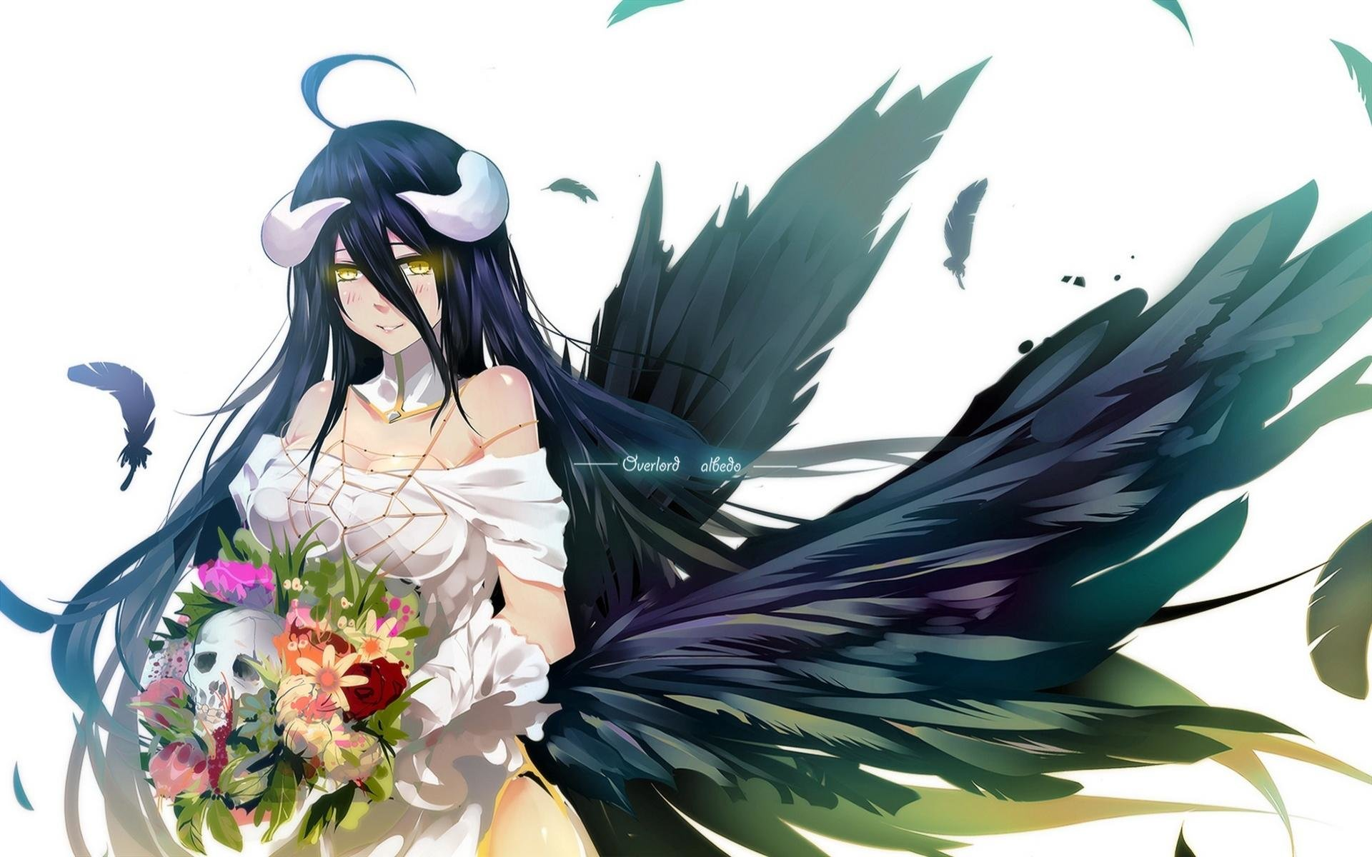 High resolution Albedo (Overlord) hd 1920x1200 wallpaper ID:275951 for desktop