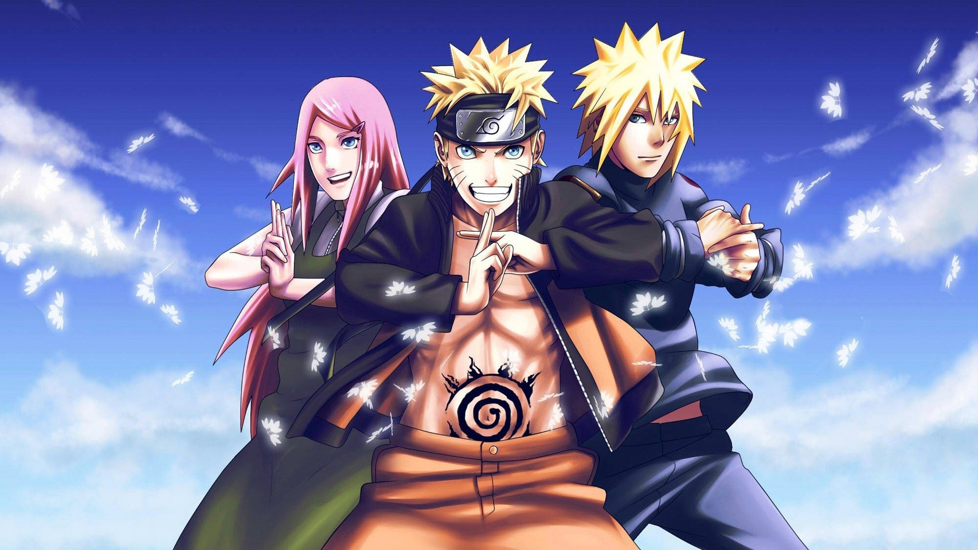 Download full hd Naruto PC wallpaper ID:396458 for free