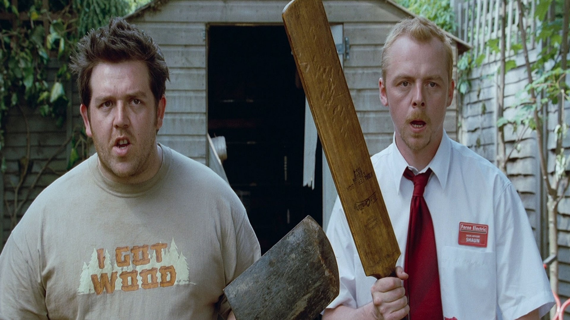 Awesome Shaun Of The Dead free wallpaper ID:374570 for hd 1080p computer