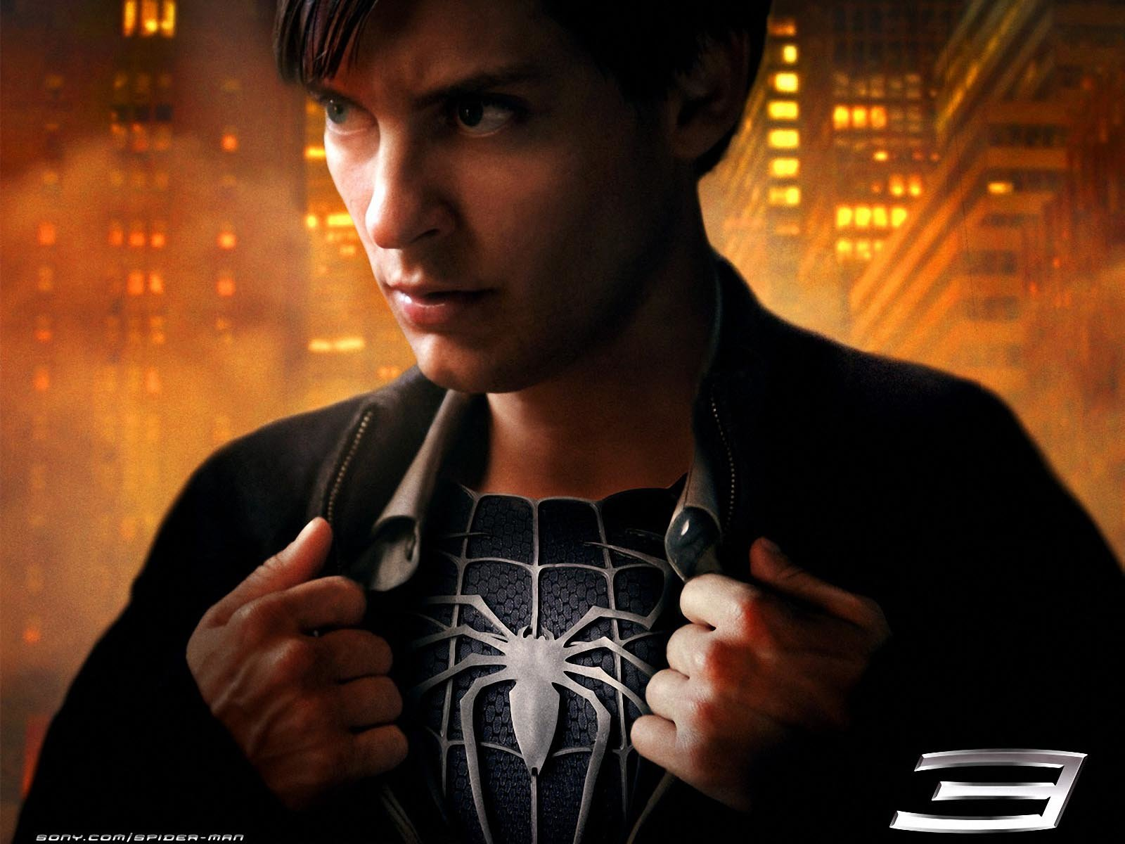 High Resolution Spider Man 3 Hd 1600x1200 Wallpaper Id 161071 For Pc