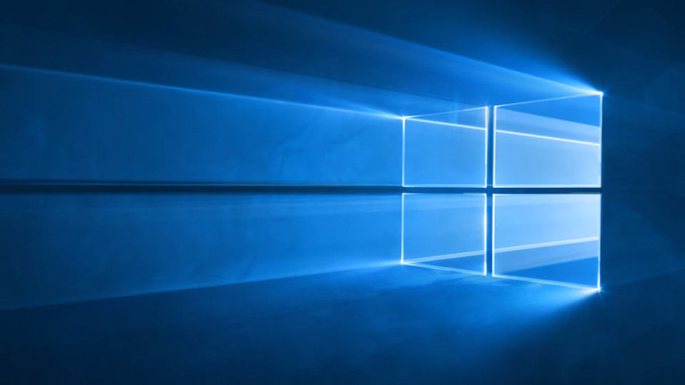 Download 1366x768 laptop Windows 10 computer wallpaper ID:130300 for free