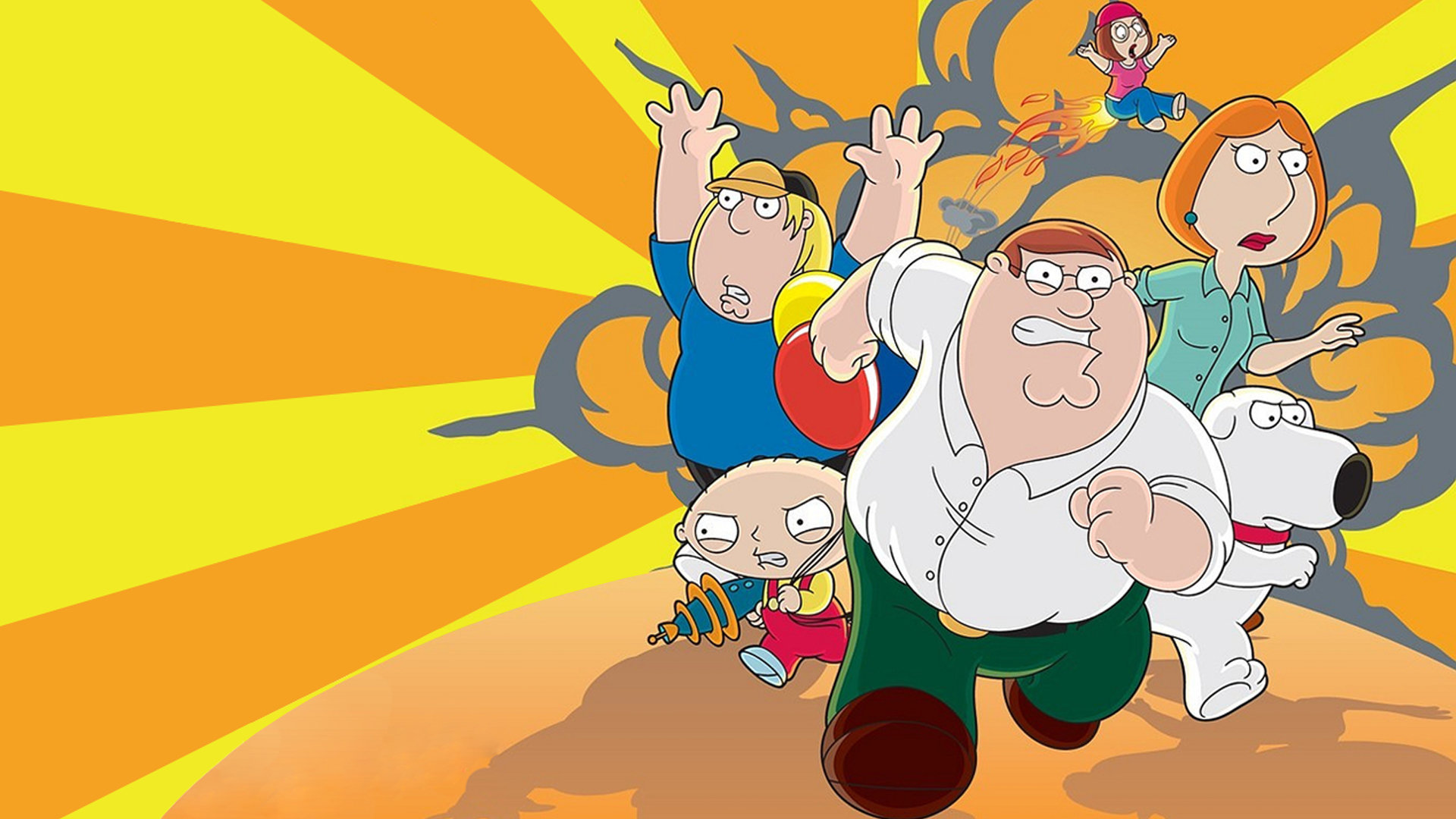 High Resolution Family Guy 1080p Wallpaper Id155838 For