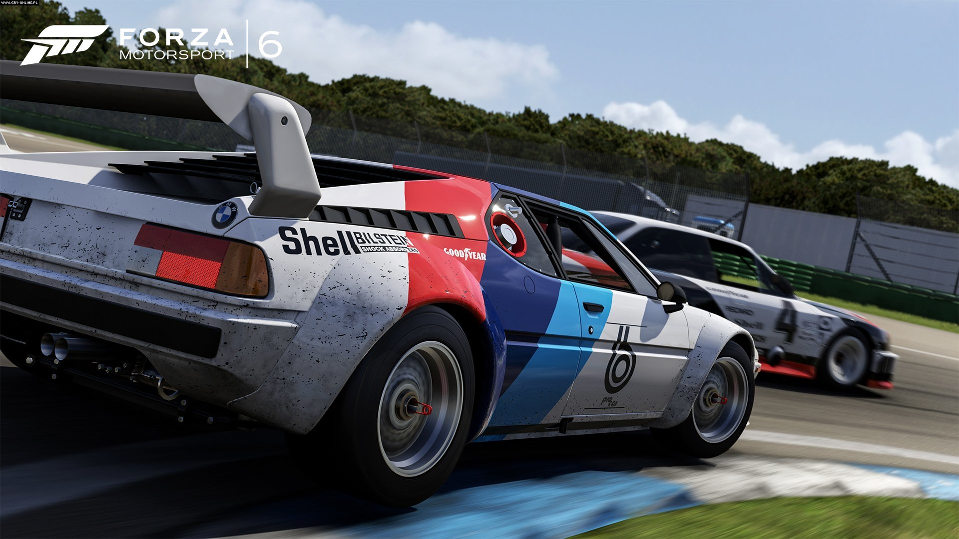 Download 1080p Forza Motorsport 6 Computer Wallpaper ID131910 For Free