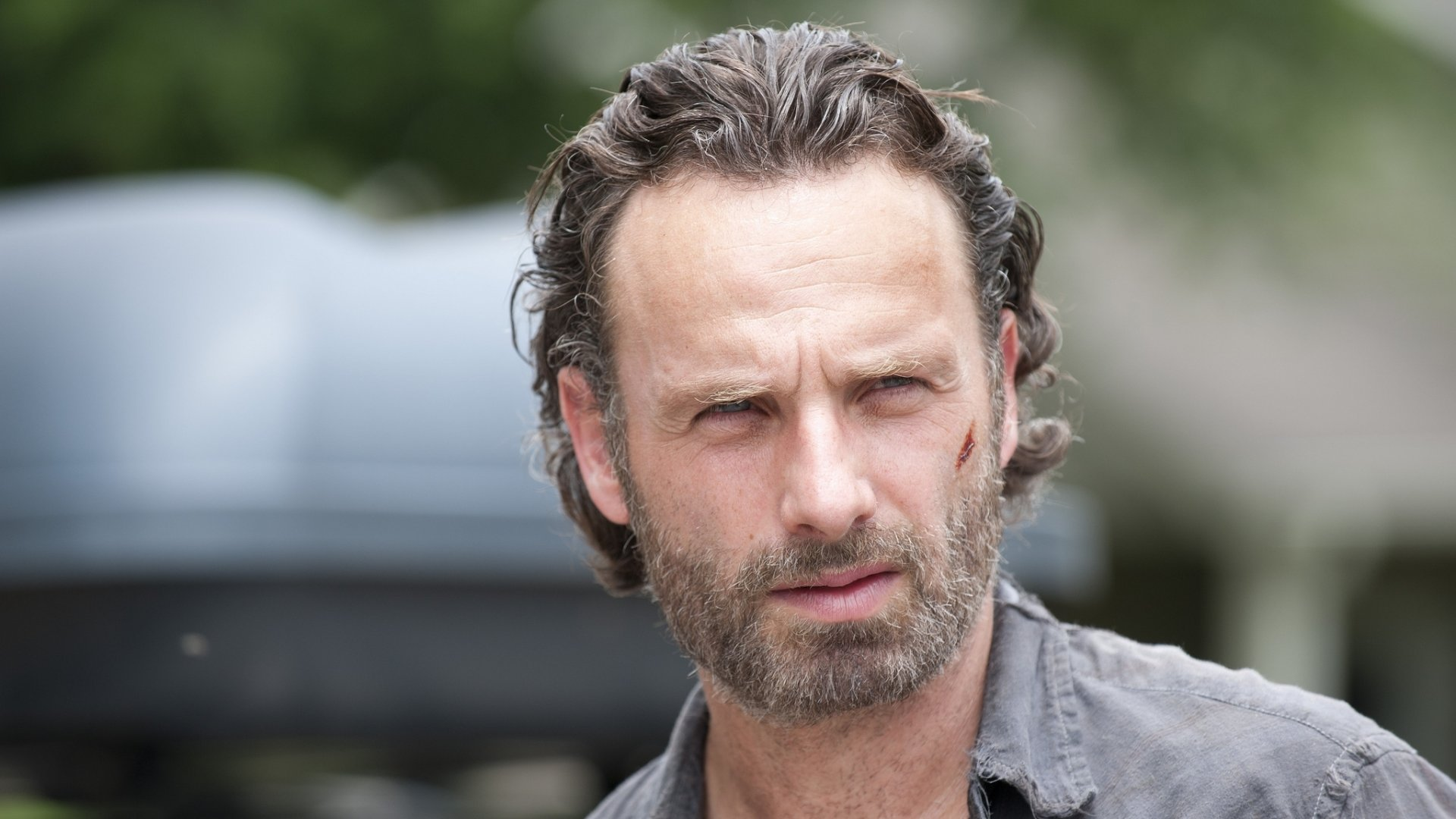 Download full hd 1920x1080 Rick Grimes PC background ID:190368 for free