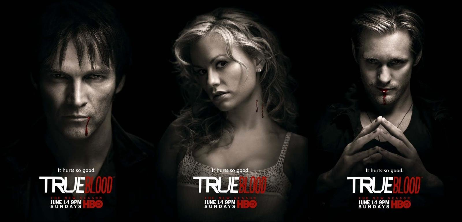 High resolution True Blood hd 1600x768 wallpaper ID:232705 for PC
