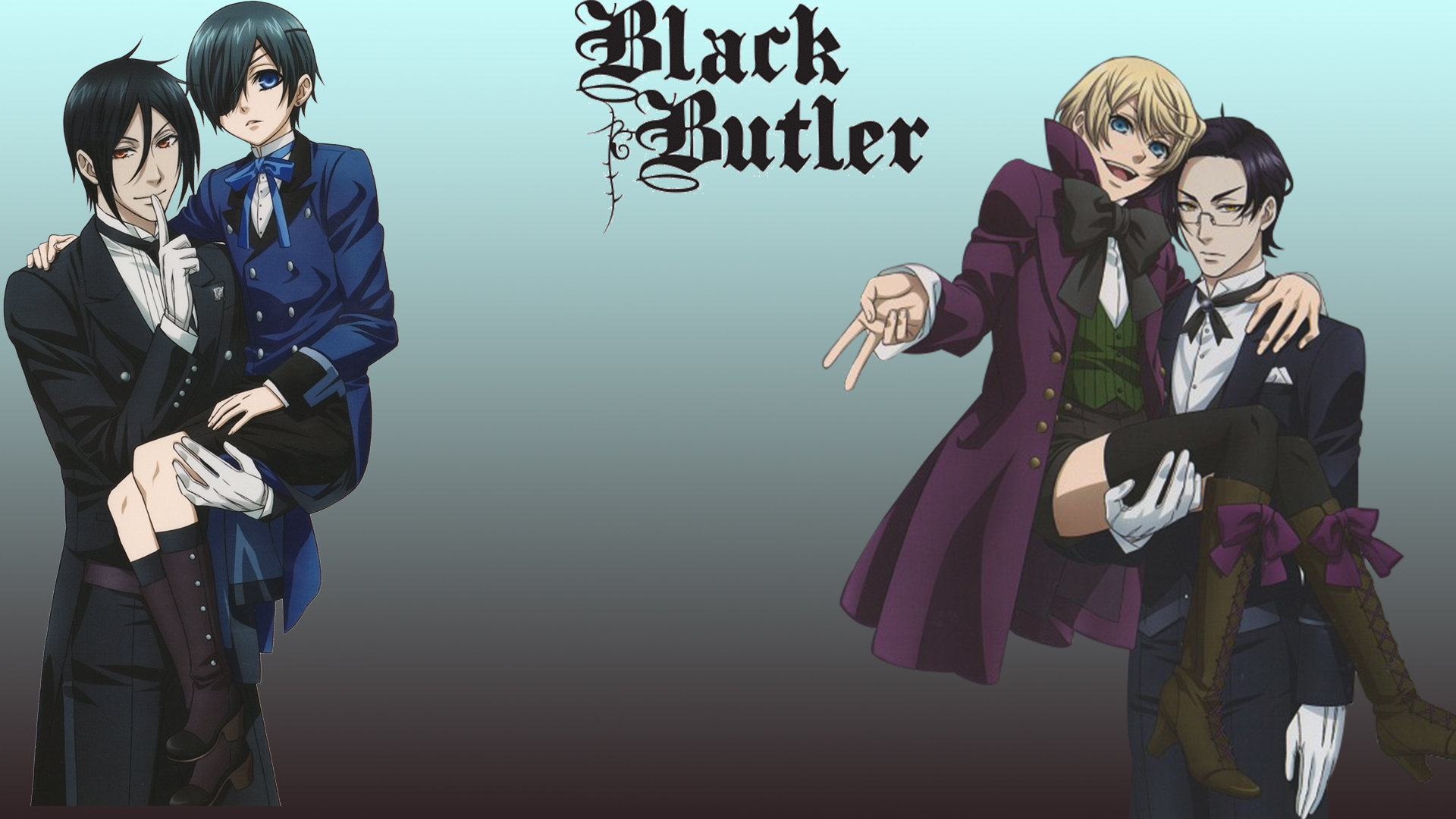 Free Black Butler high quality background ID:446725 for 1080p computer
