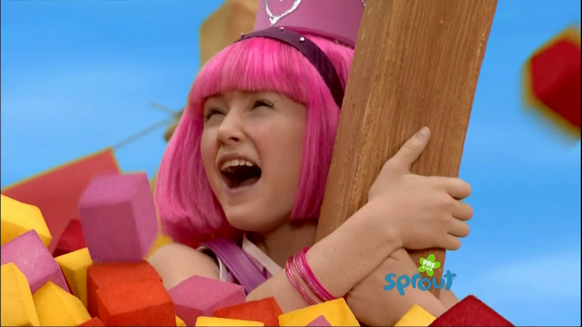 Awesome LazyTown free wallpaper ID:218782 for hd 1080p computer