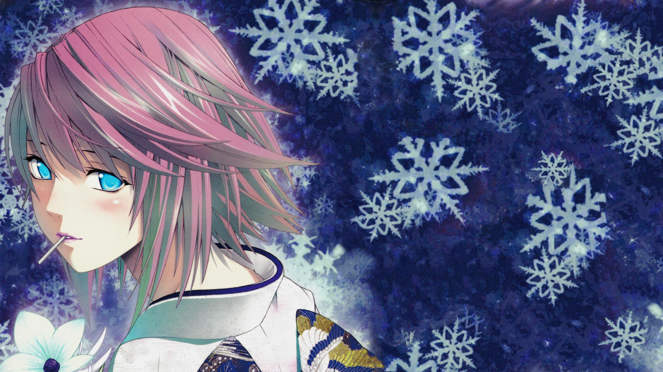 High resolution Rosario + Vampire hd 2560x1440 background ID:164681 for computer