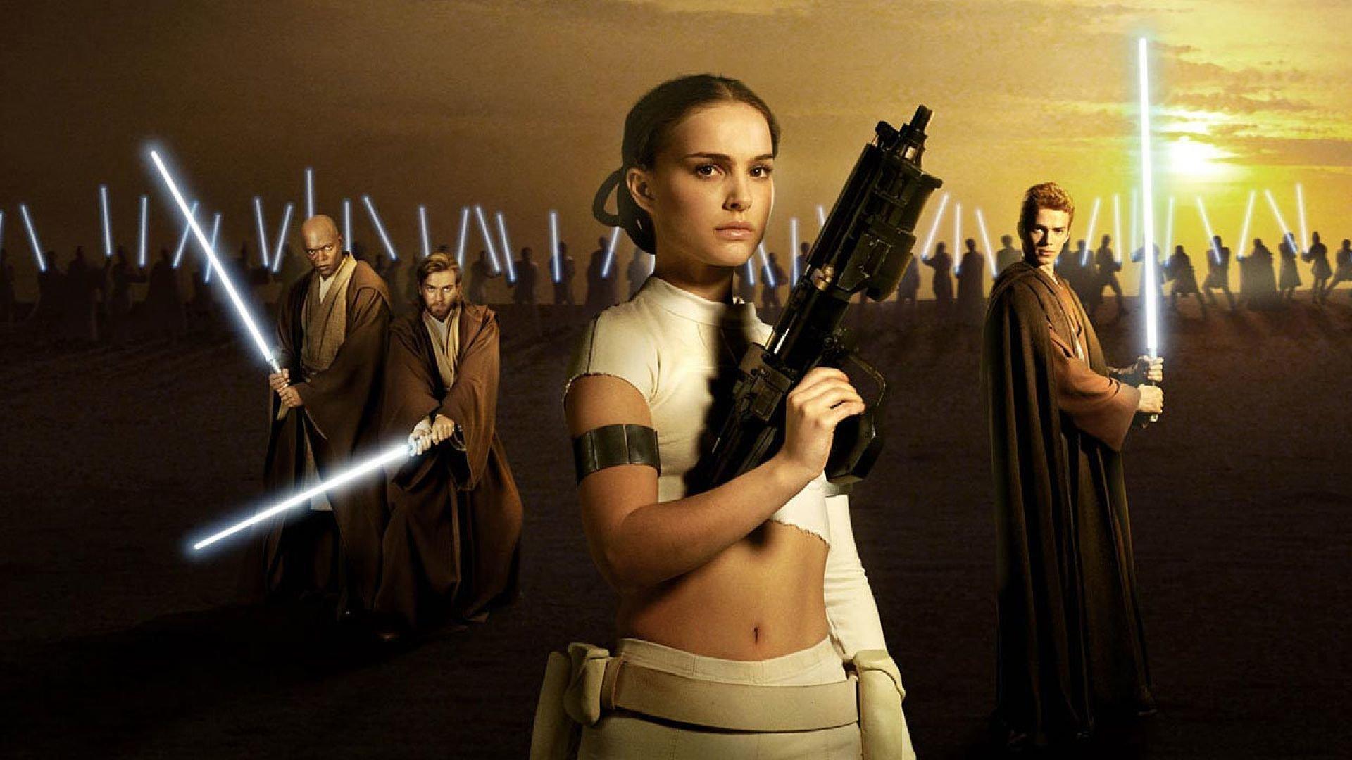 Star Wars Episode 3 Iii Revenge Of The Sith Wallpapers 1920x1080 Full Hd 1080p Desktop Backgrounds