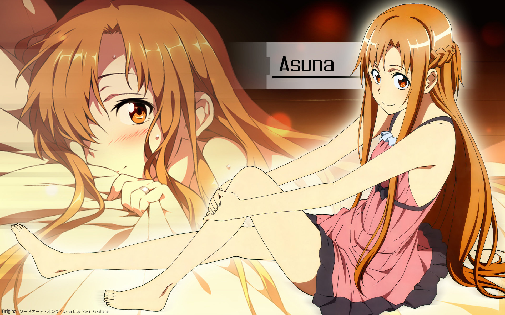 Free download Asuna Yuuki wallpaper ID:180835 hd 1920x1200 for desktop