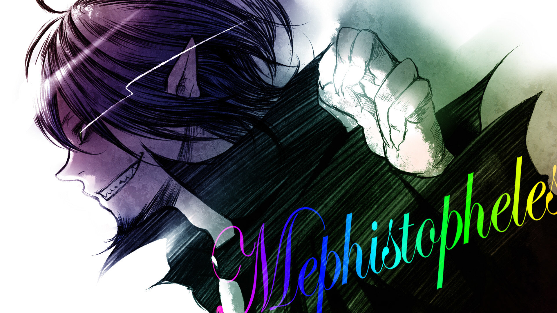 Download hd 1920x1080 Mephisto Pheles PC wallpaper ID:242323 for free
