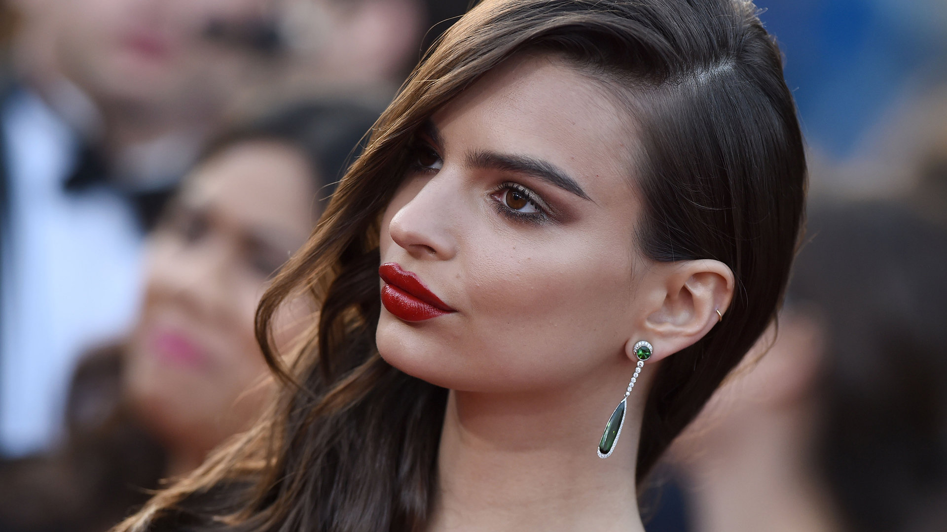 Best Emily Ratajkowski background ID:119416 for High Resolution full hd 1920x1080 PC