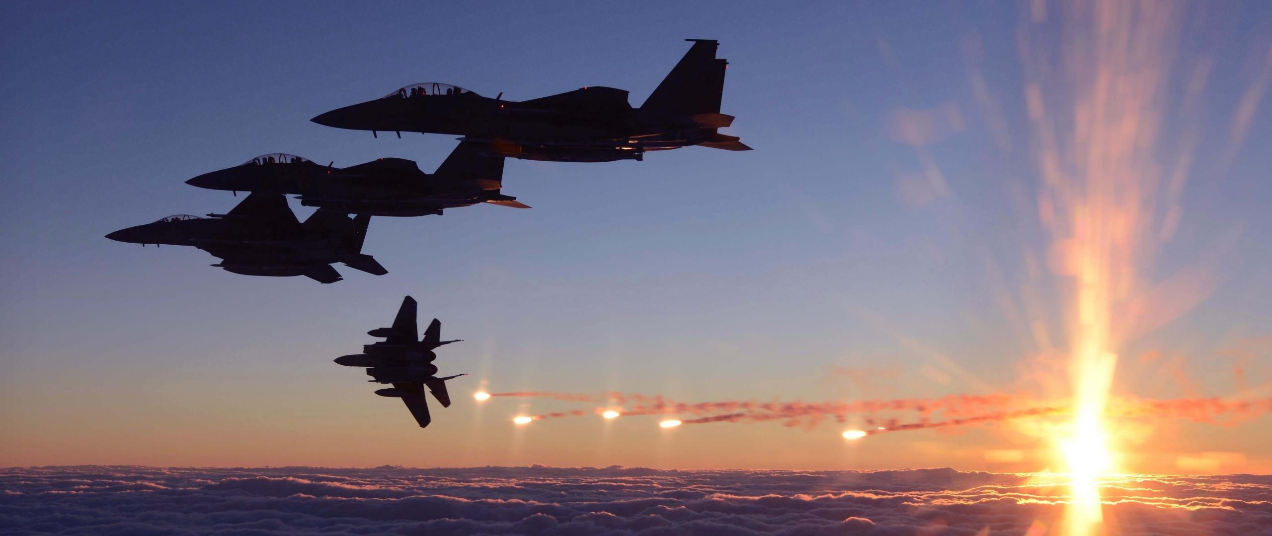 high resolution mcdonnell douglas f-15e strike eagle hd 2560x1080
