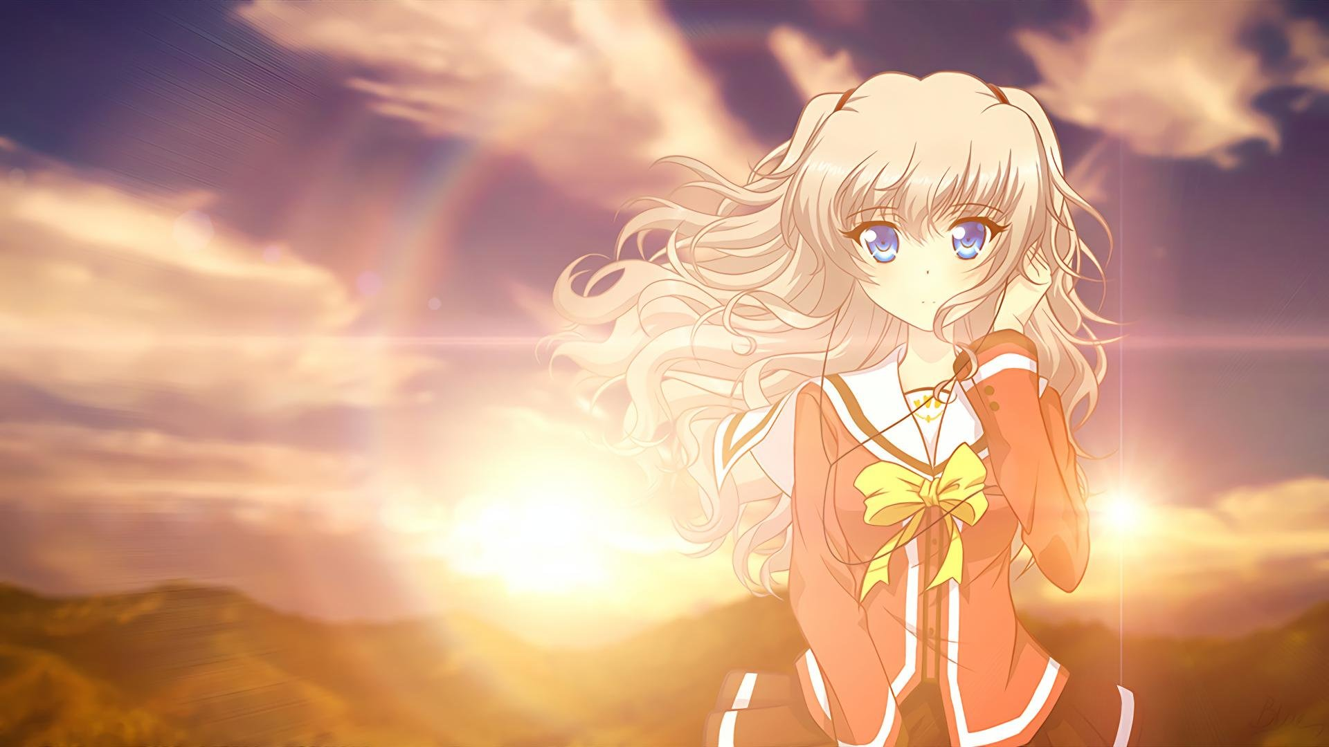 Download 1080p Nao Tomori PC wallpaper ID:165539 for free