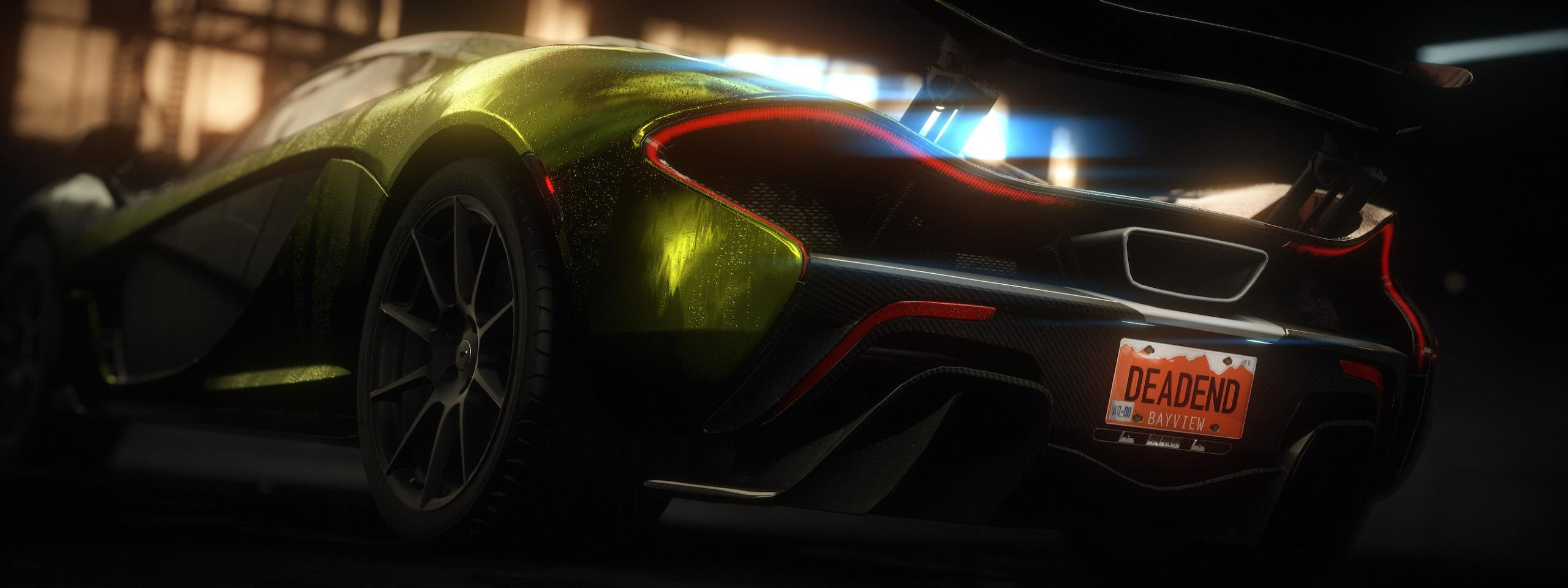 High resolution Need For Speed: Rivals dual screen 2560x960 wallpaper ID:259461 for desktop