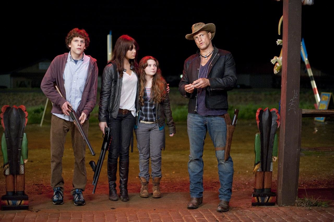 Best Zombieland wallpaper ID:27793 for High Resolution hd 1280x854 desktop