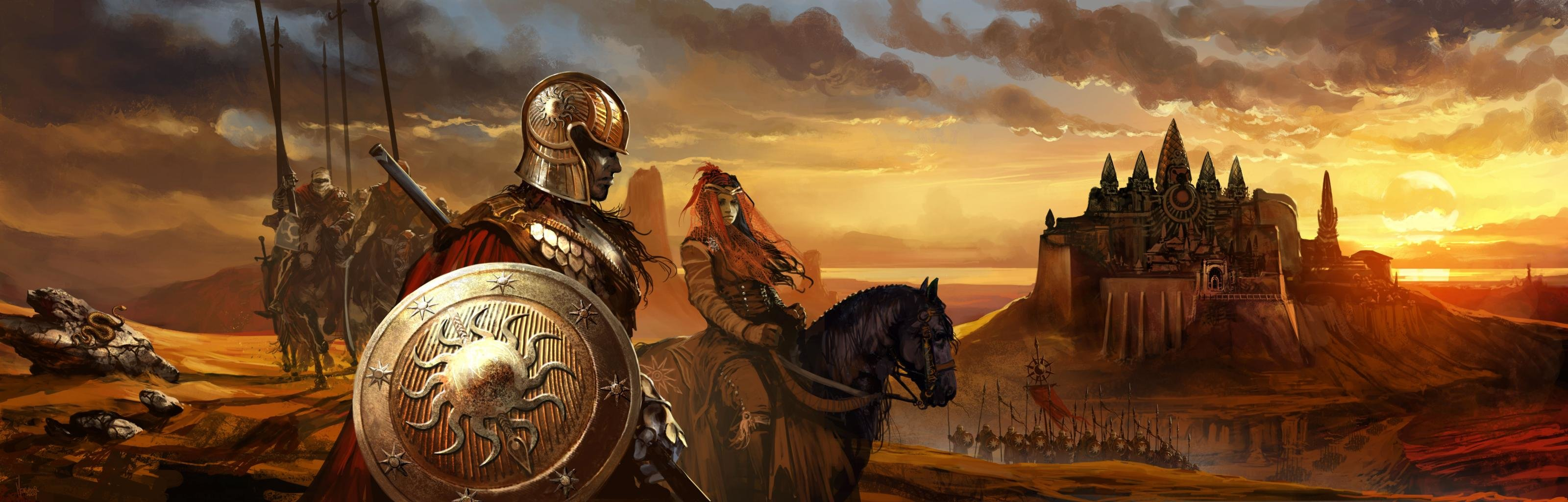Best A Song Of Ice And Fire wallpaper ID:213613 for High Resolution dual monitor 3200x1024 desktop