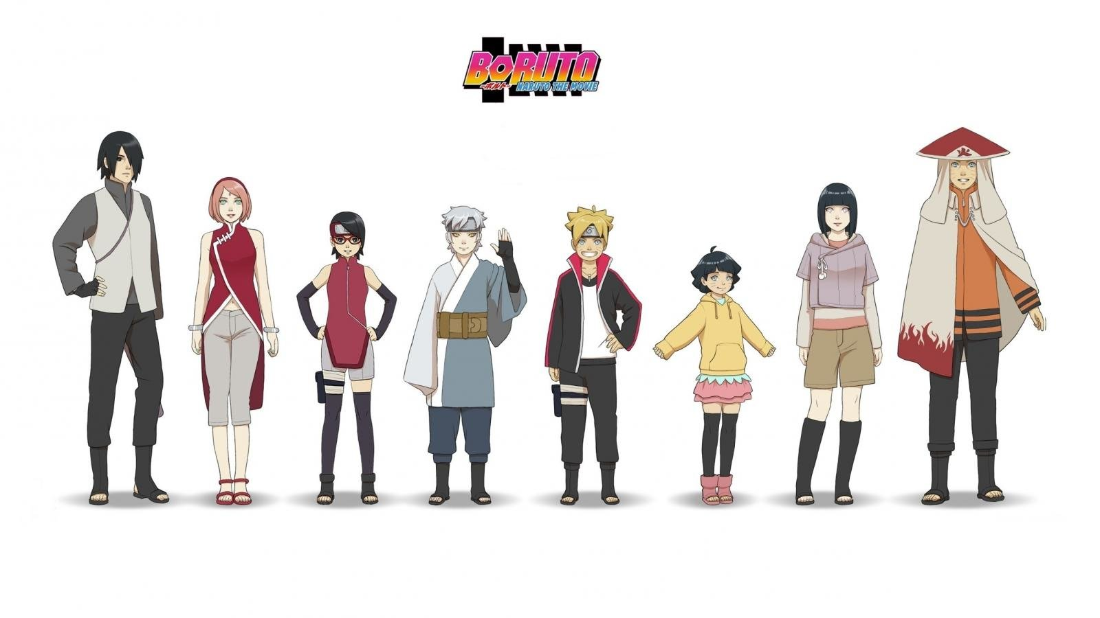 Download hd 1600x900 Boruto: Naruto The Movie computer background ID:327413 for free