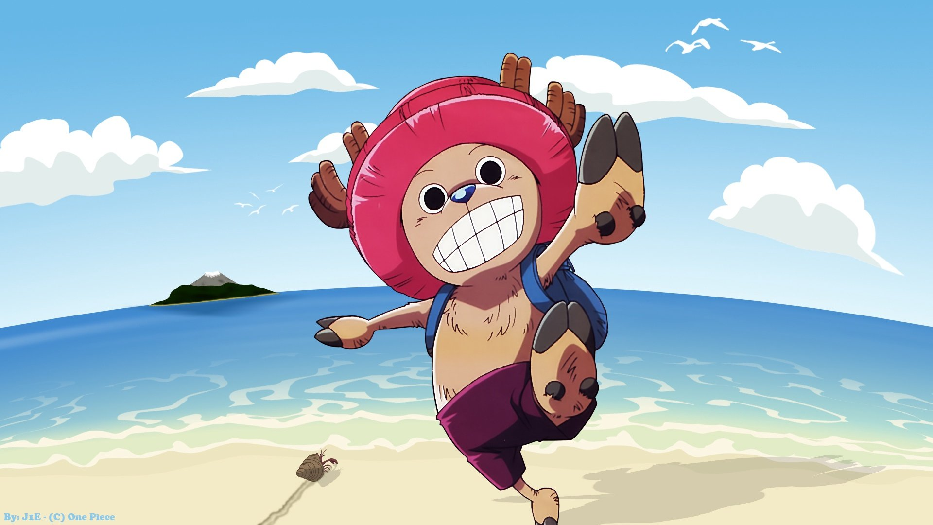 Free Tony Tony Chopper high quality wallpaper ID:314093 for hd 1920x1080 computer