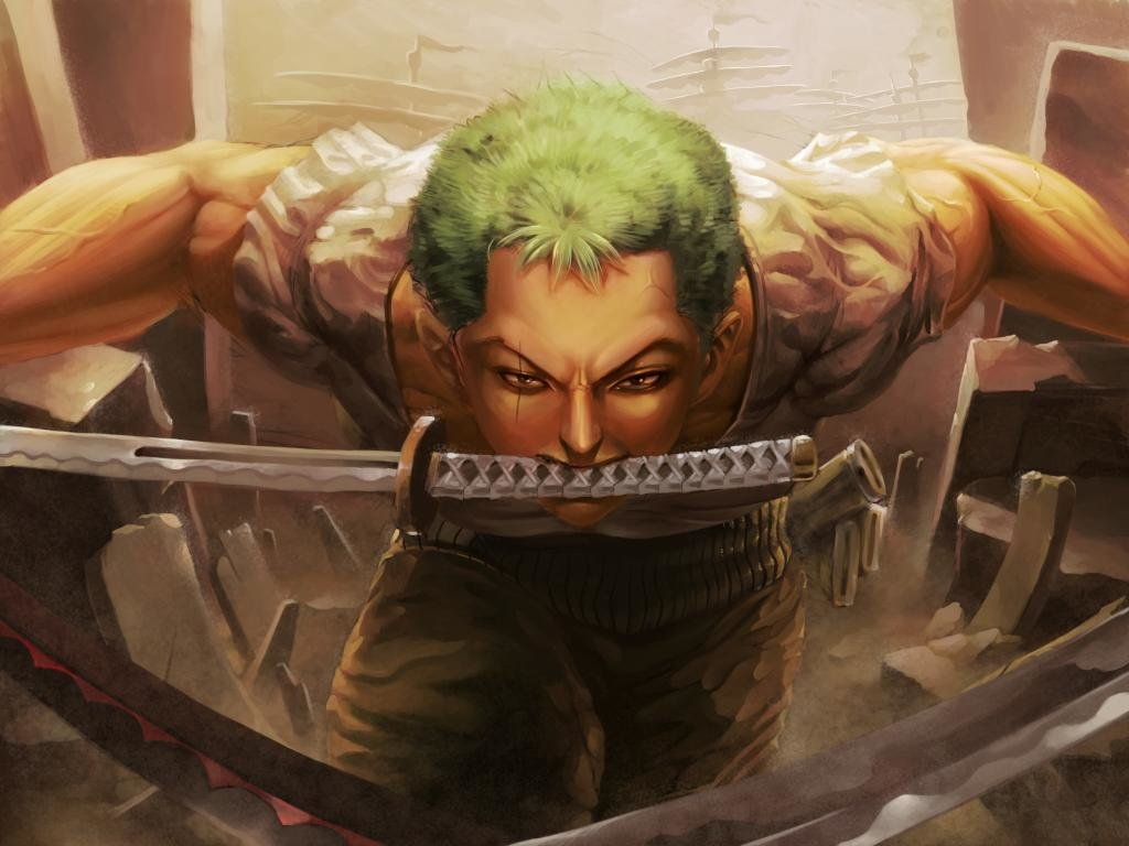 Best Zoro Roronoa background ID:313947 for High Resolution hd 1024x768 computer