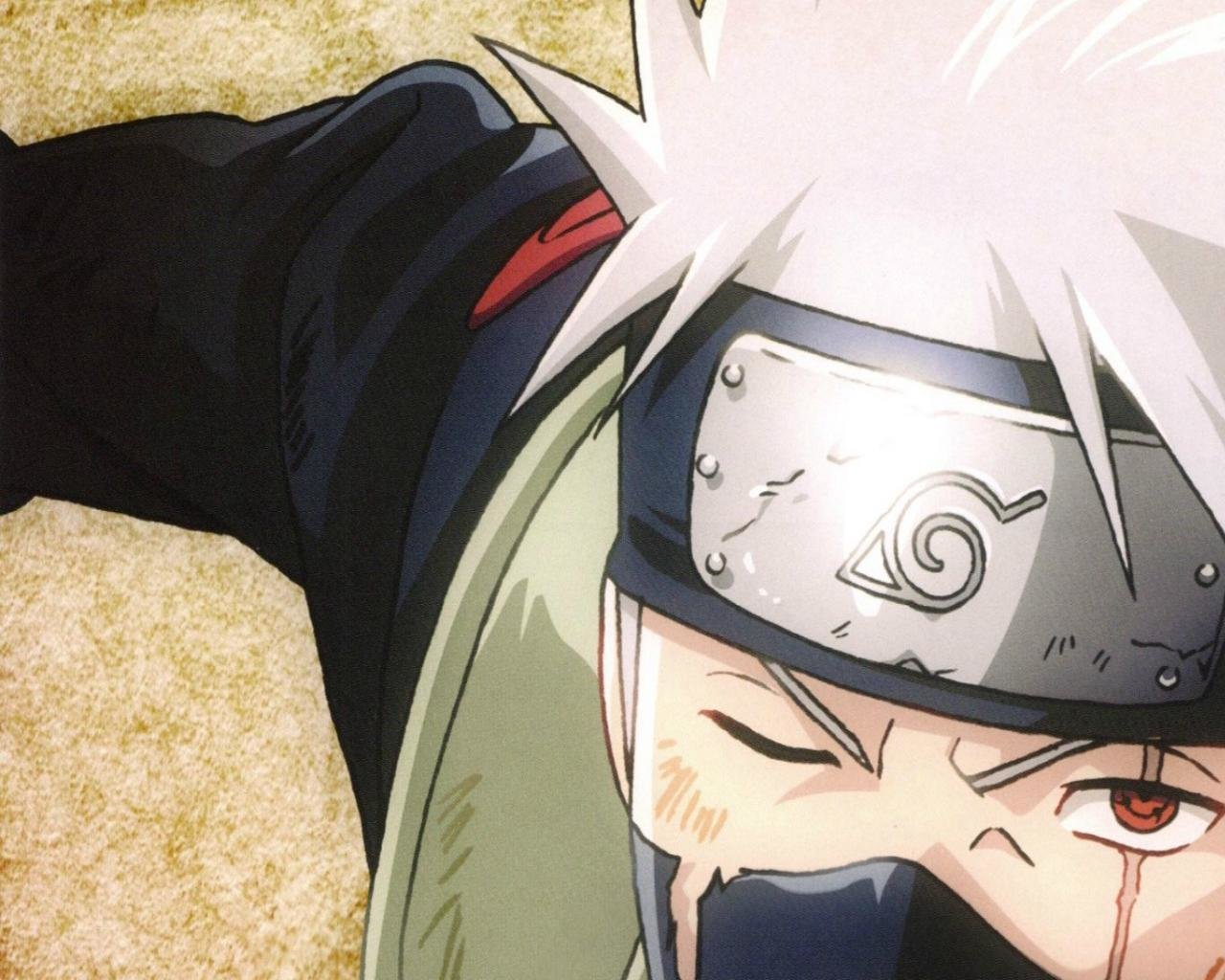 High resolution Kakashi Hatake hd 1280x1024 background ID:396227 for computer