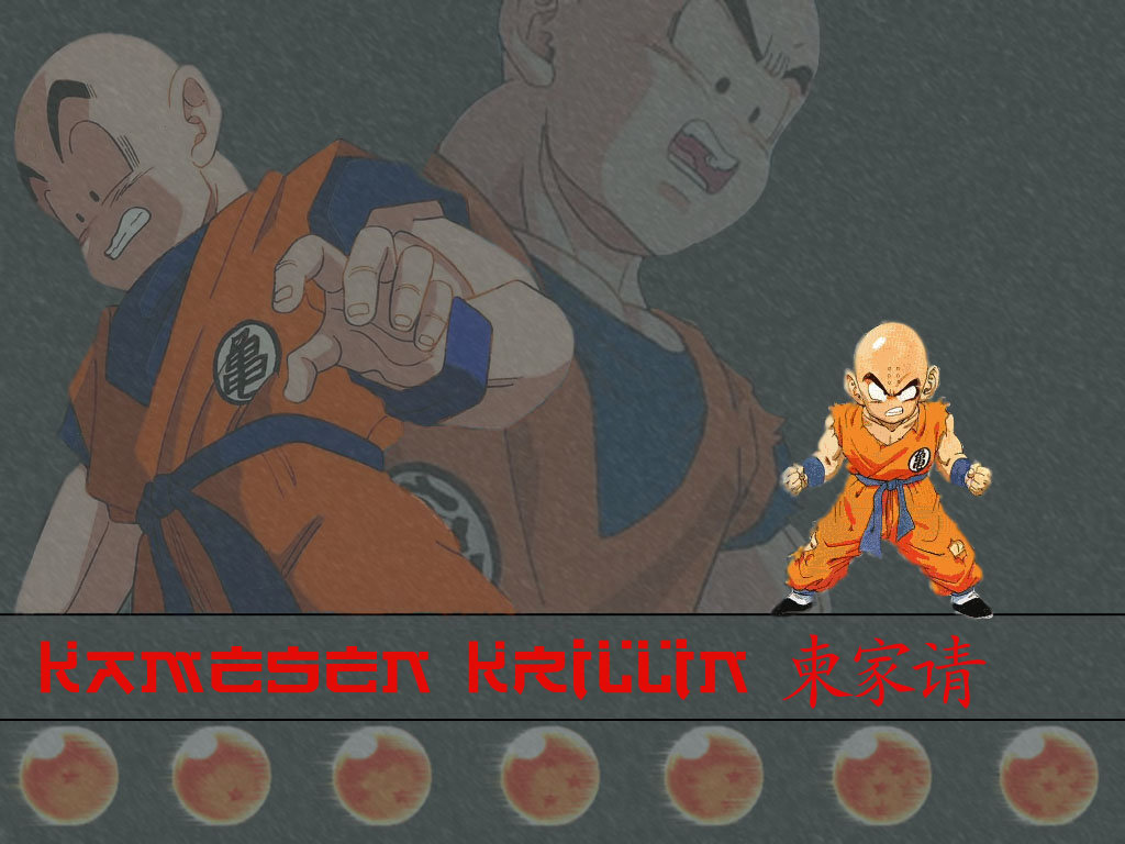 Awesome Krillin (Dragon Ball) free background ID:461885 for hd 1024x768 PC