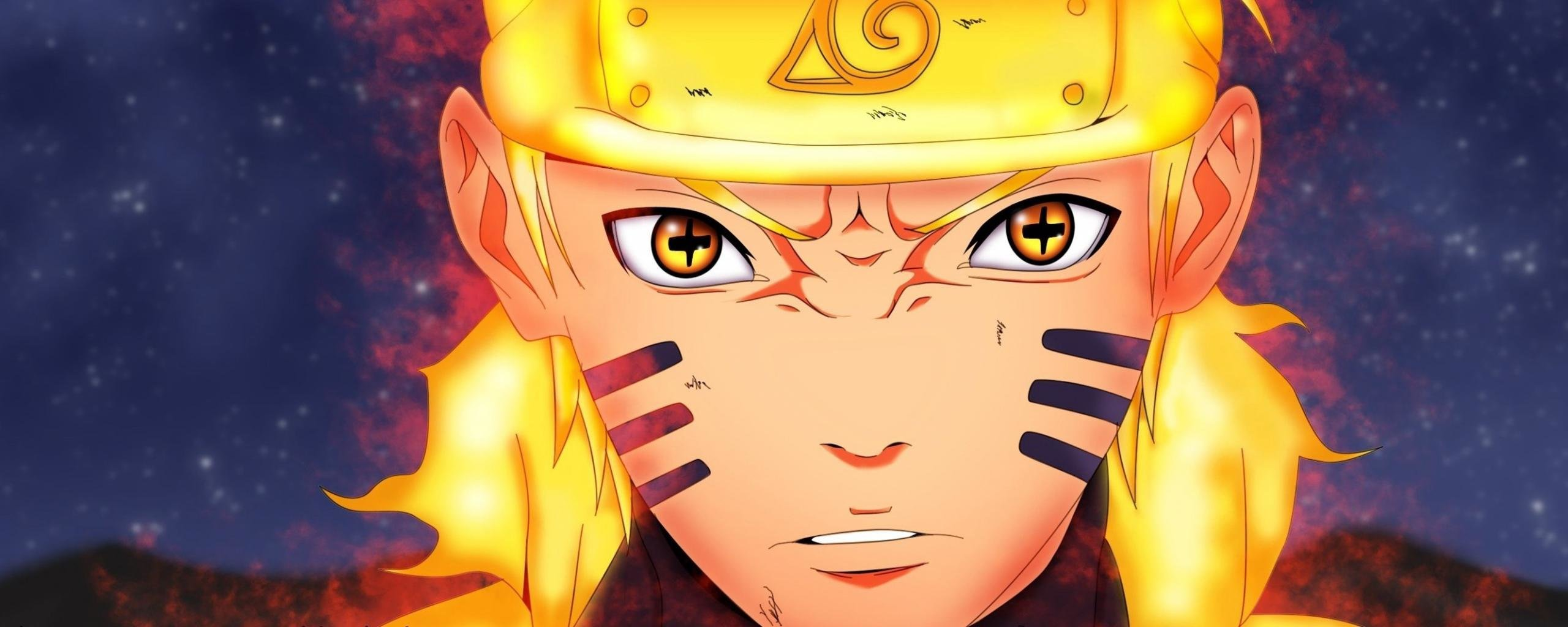 Free download Naruto Uzumaki wallpaper ID:396230 dual monitor 2569x1024 for computer