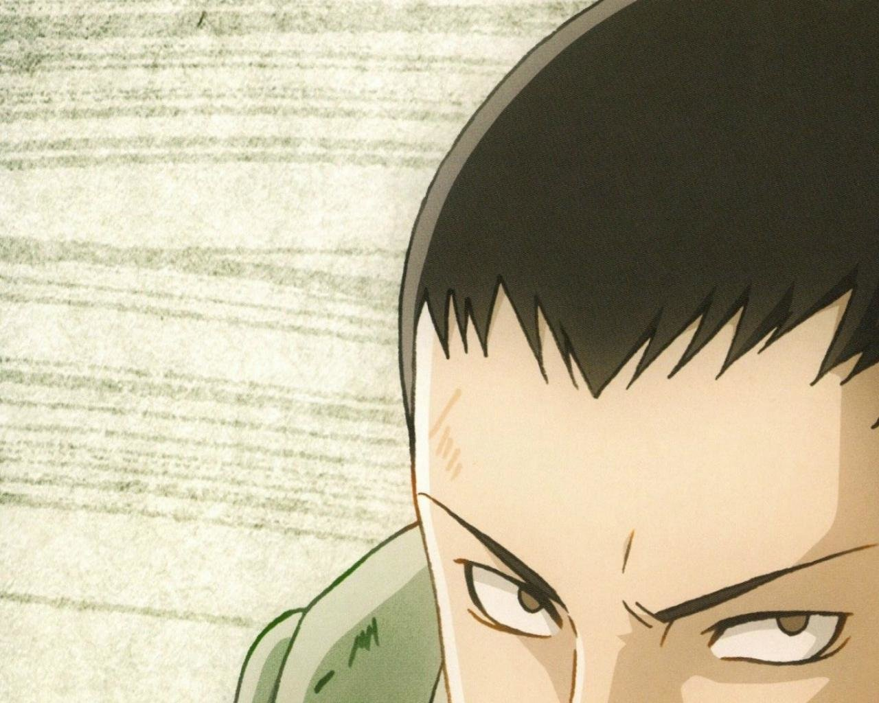 High resolution Shikamaru Nara hd 1280x1024 wallpaper ID:396150 for PC