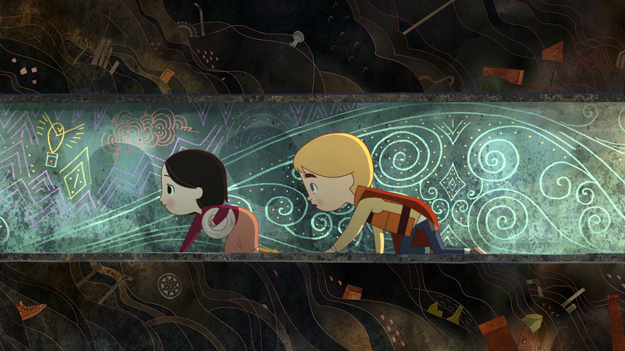 Song Of The Sea Wallpapers Hd For Desktop Backgrounds
