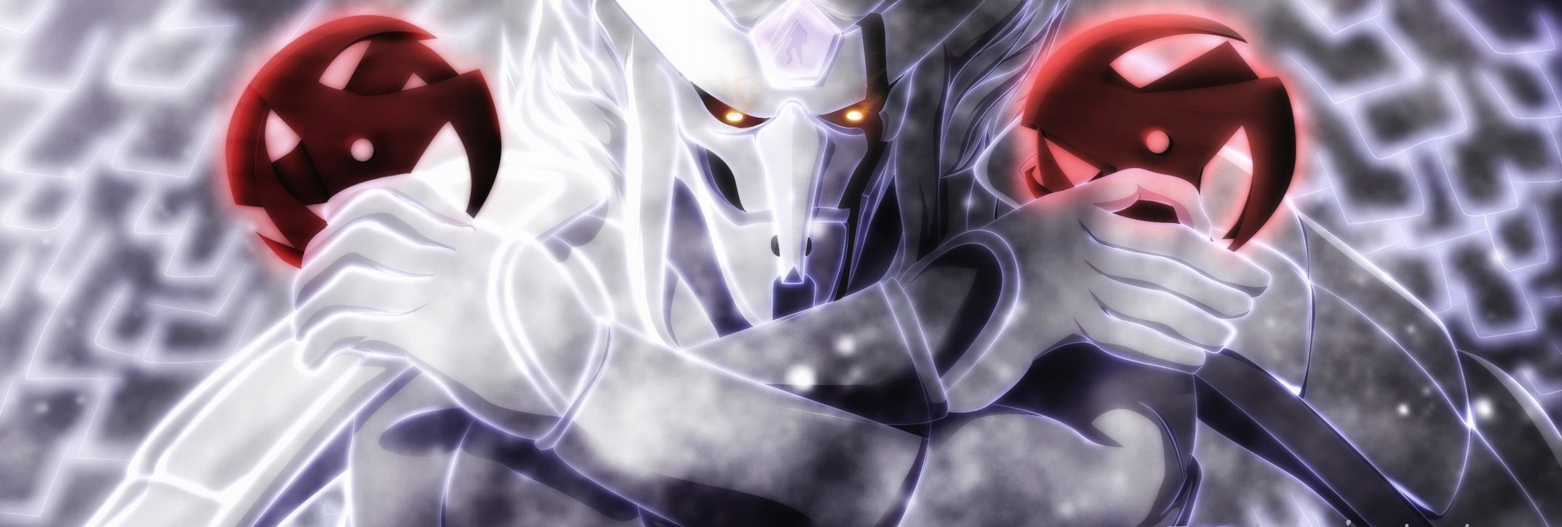 Download hd 3200x1080 Susanoo (Naruto) desktop background ID:396622 for free