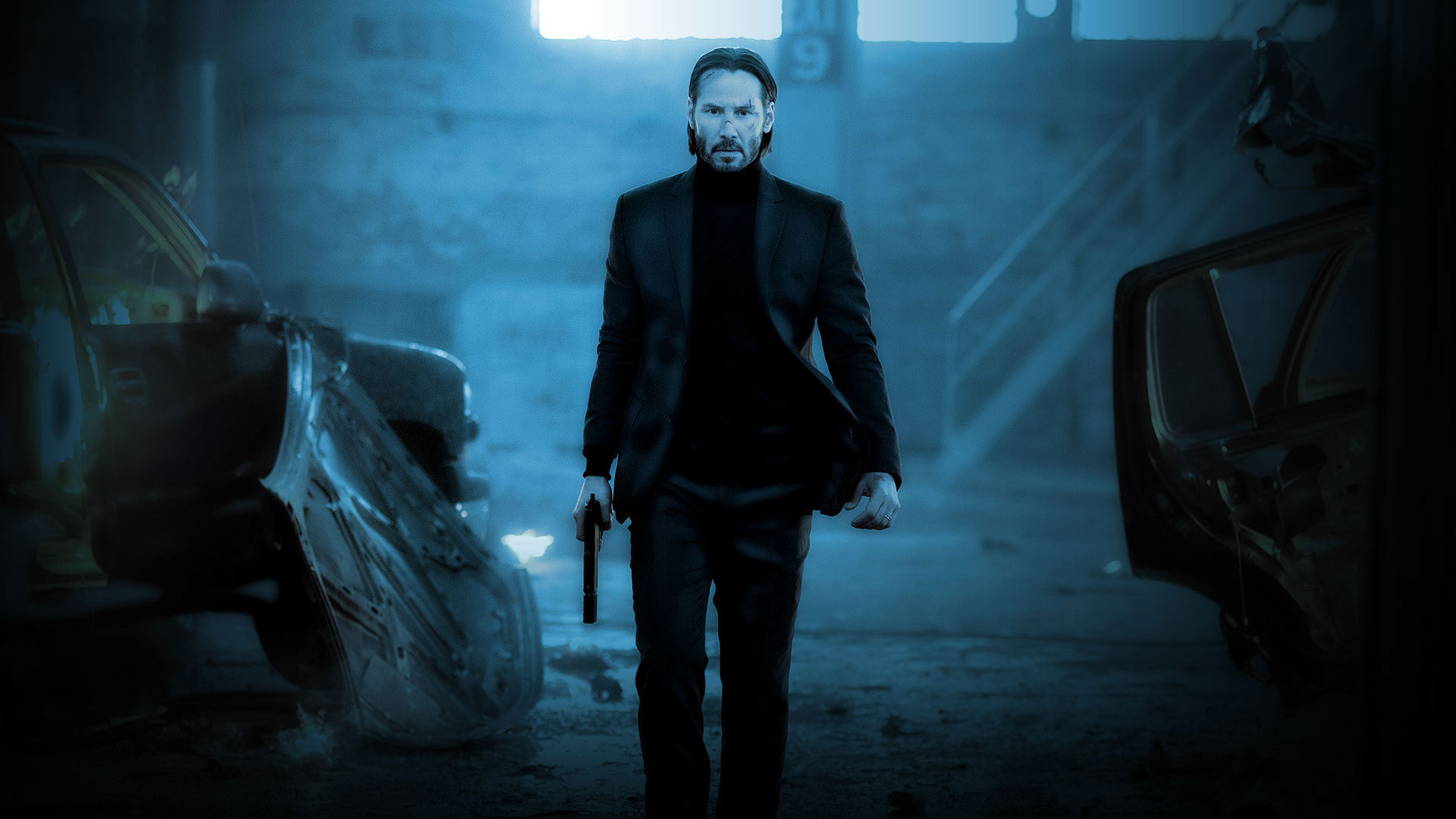 Free John Wick high quality wallpaper ID:246400 for 1080p desktop