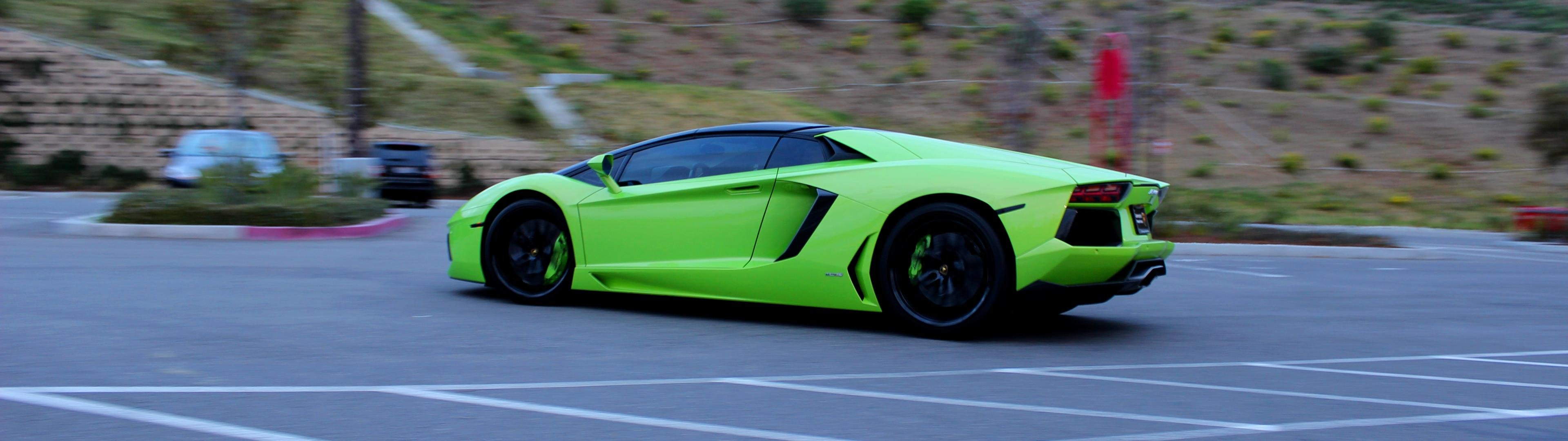 Awesome Lamborghini free background ID:285489 for dual screen 1080p PC