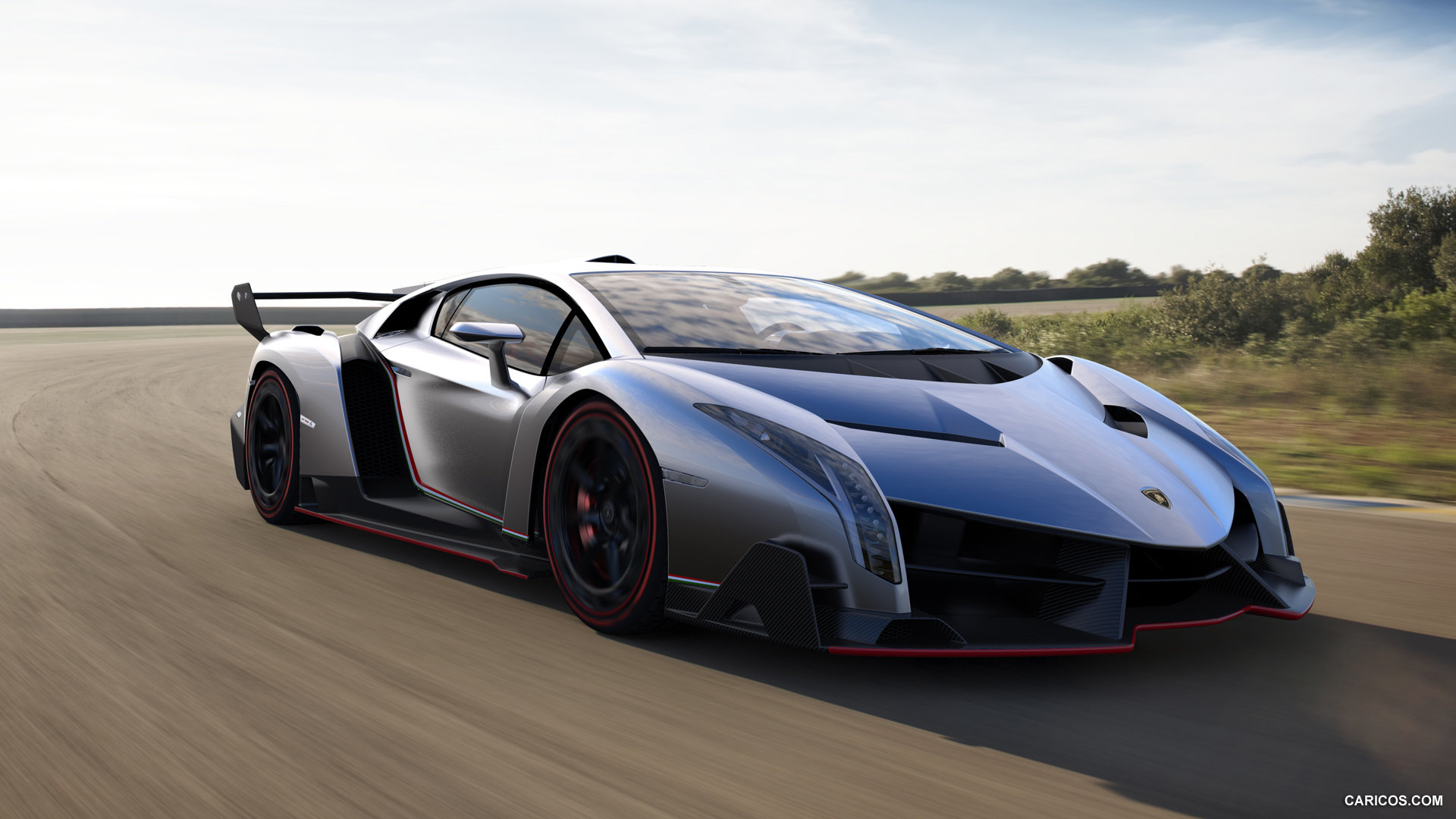 Free Lamborghini Veneno high quality background ID:169386 for hd 1080p PC
