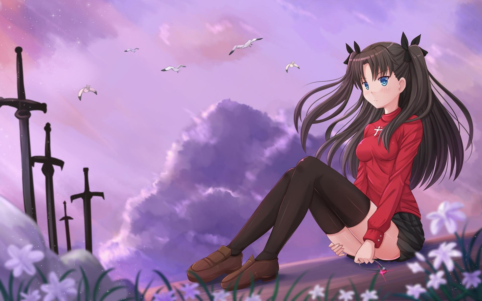 Best Fate/Stay Night: Unlimited Blade Works background ID:291068 for High Resolution hd 1920x1200 PC