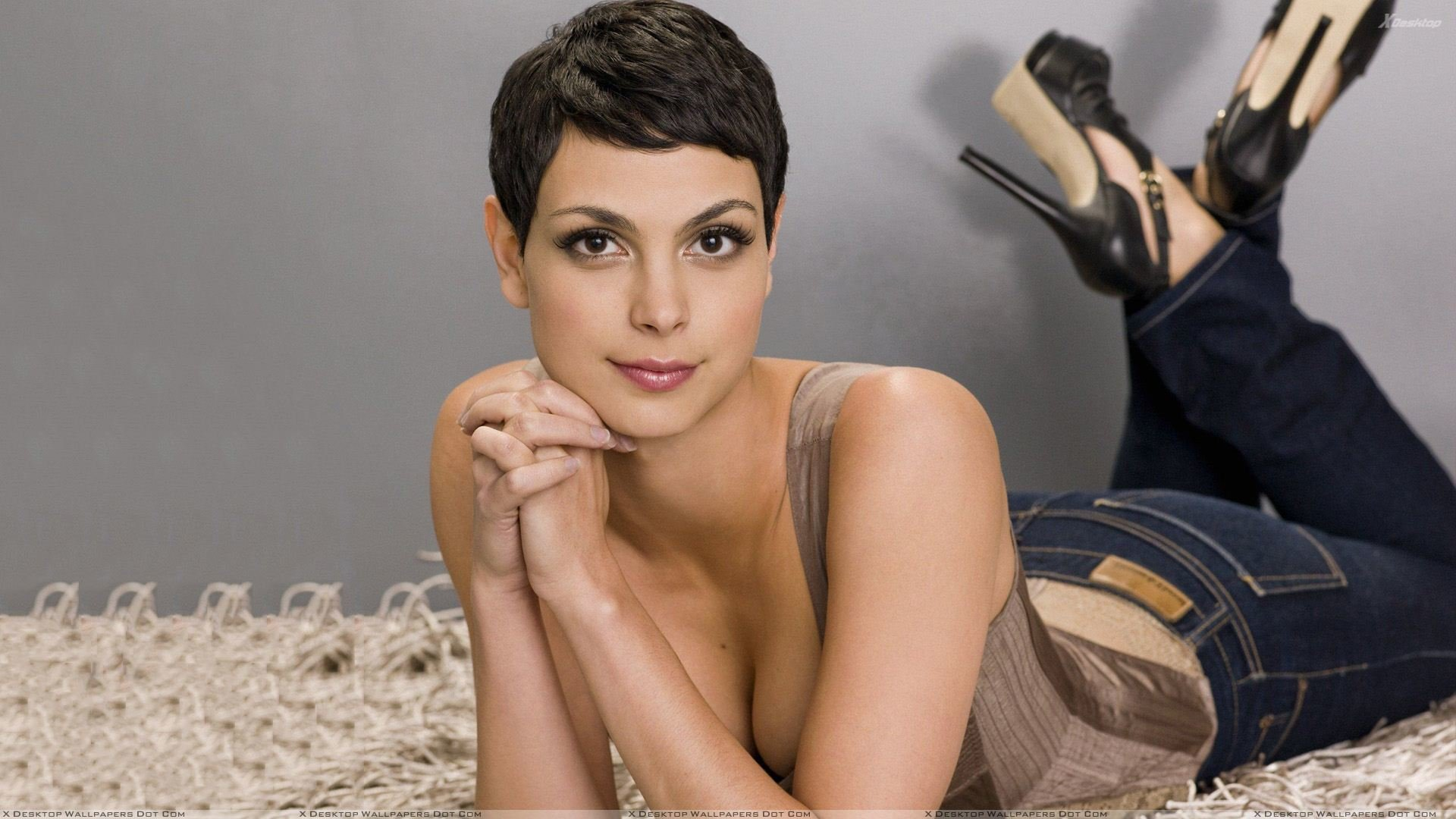 High resolution Morena Baccarin 1080p wallpaper ID:48519 for desktop