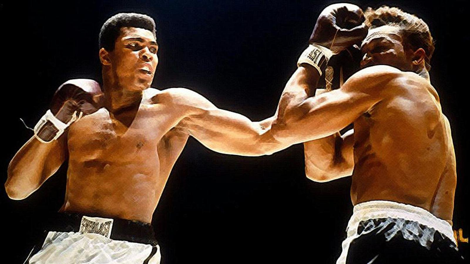 Awesome Muhammad Ali free background ID:86622 for hd 1600x900 desktop
