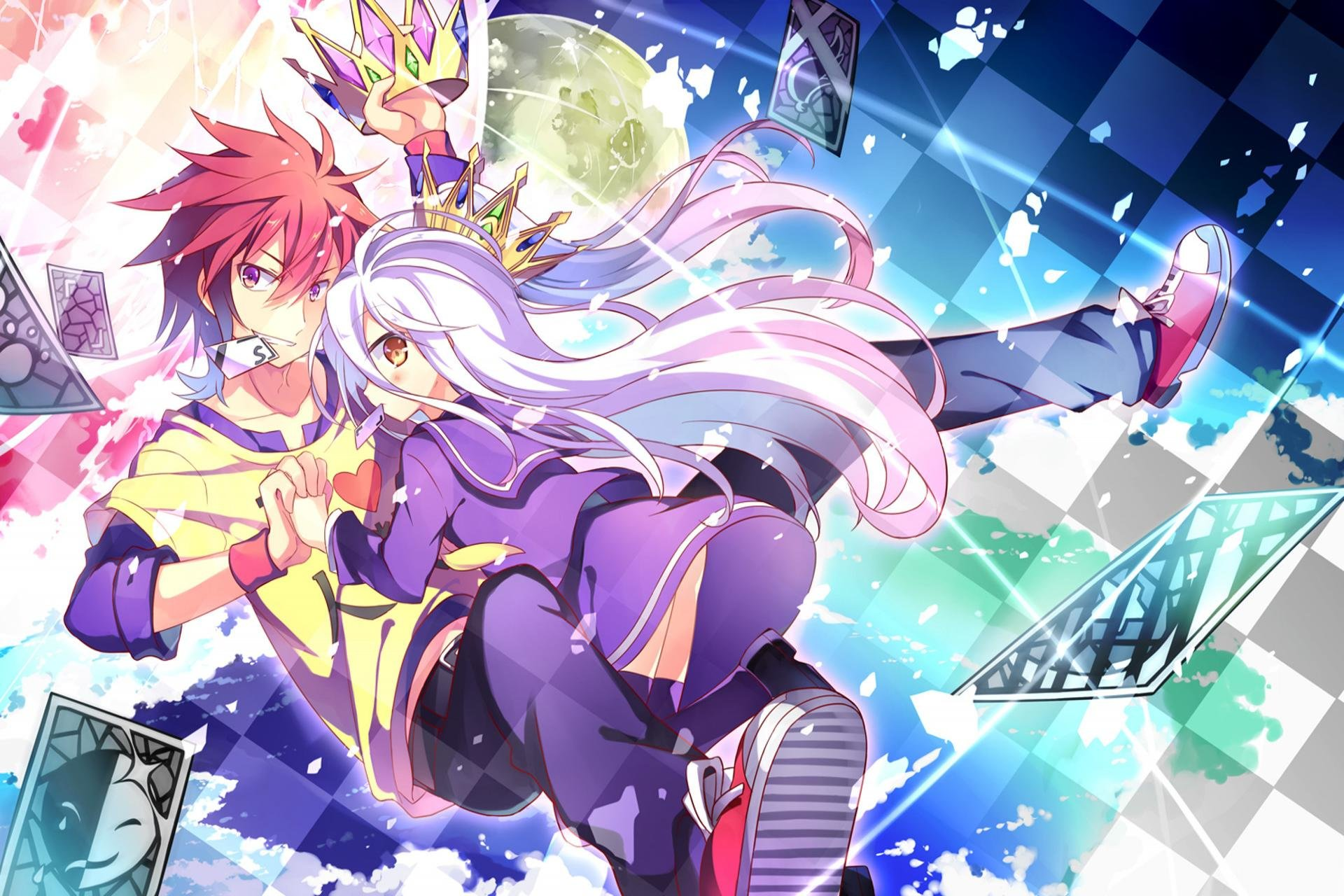 Best No Game No Life wallpaper ID:102361 for High Resolution hd 1920x1280 computer